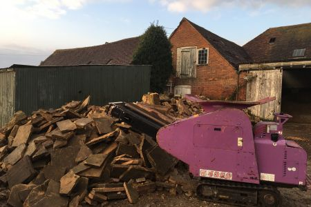 Waste Management, crusher hire