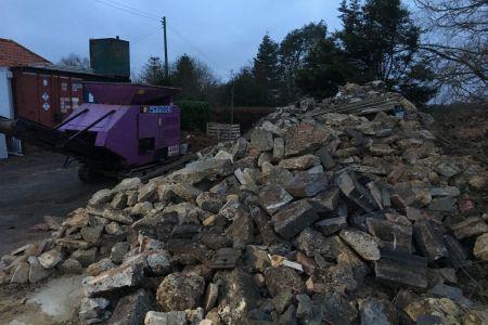 Mini Crusher Hire In Essex with Micro Machine Hire